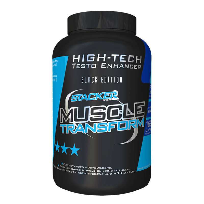 STACKER Muscle Transform