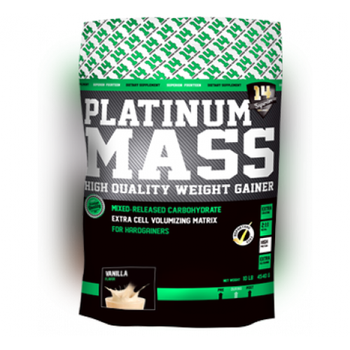 SUPERIOR 14 Platinum Mass 4.54 kg