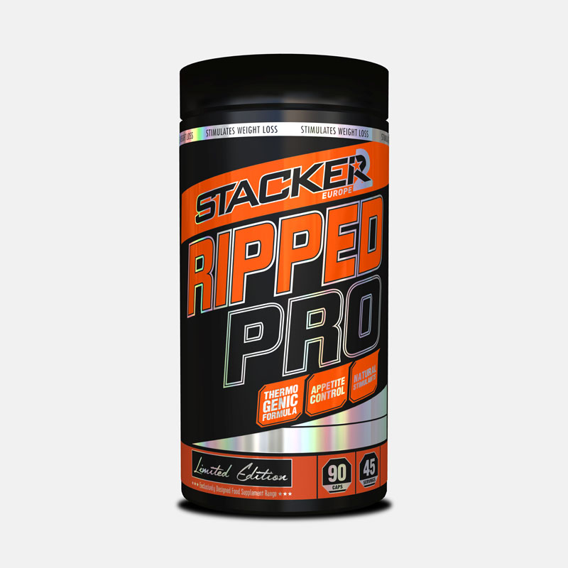STACKER RIPPED PRO 90 Caps
