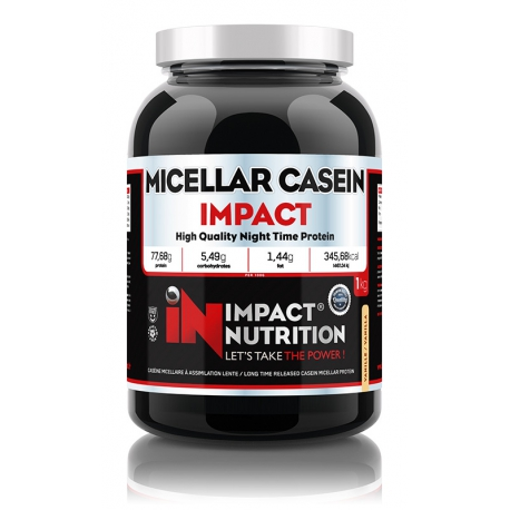 Micellar Casein IMPACT