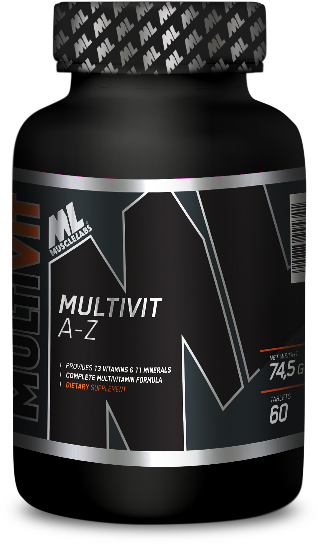 MUSCLELABS MULTIVIT A-Z