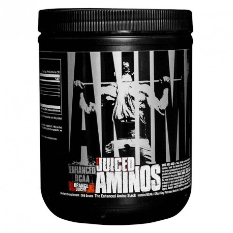 ANIMAL Juiced Aminos 368gr