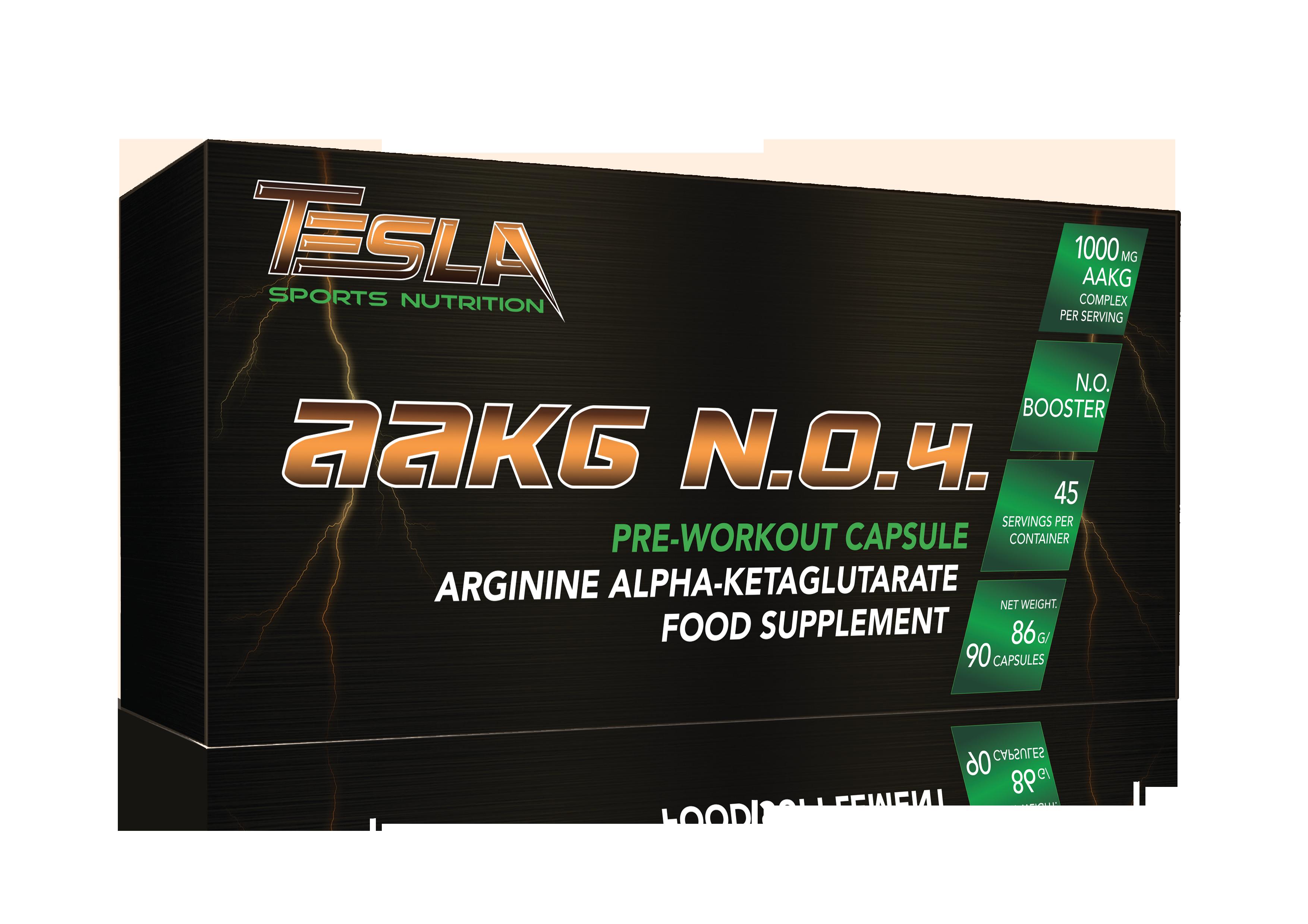 Tesla AAKG N.O.4