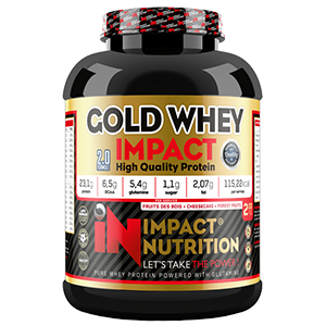 IMPACT NUTRITION GOLD WHEY IMPACT
