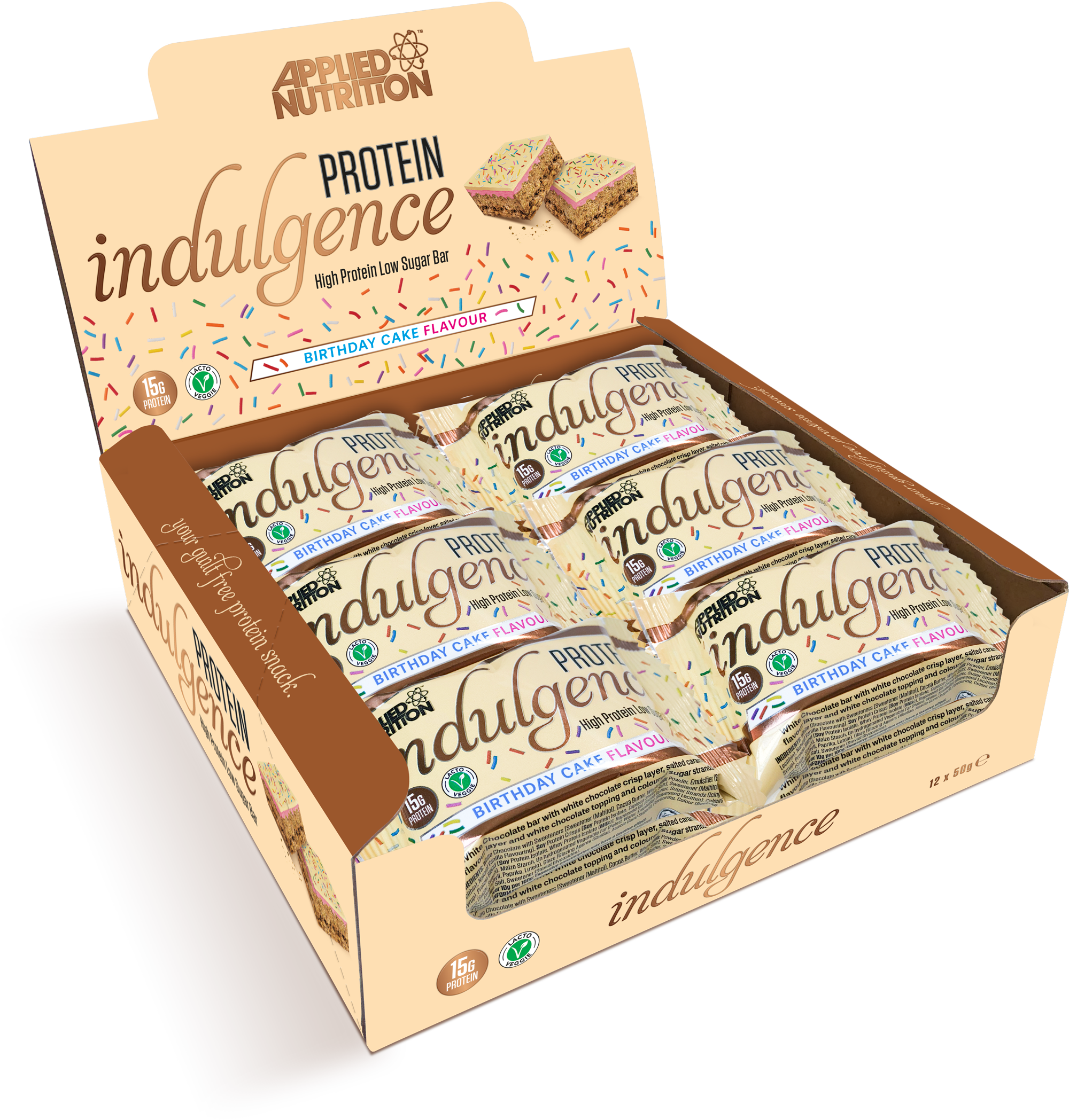 PROTEIN INDULGENCE BOX