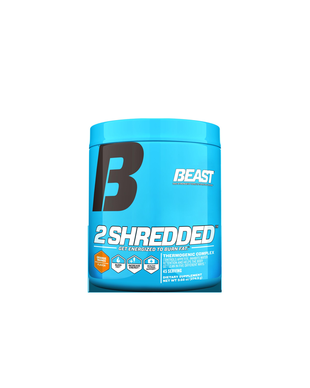 BEAST 2 SHREDDED – POWDER 45 servings