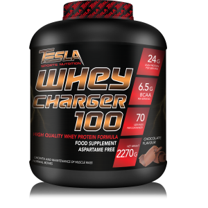 WHEY CHARGER 100 2,27 kg