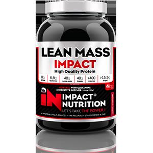 Lean Mass Impact 4KG