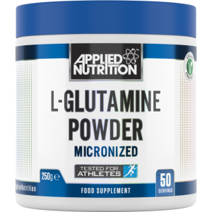 L-GLUTAMINE POWDER 250GR